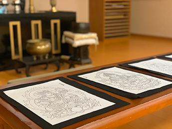 天光寺の仏教講座
